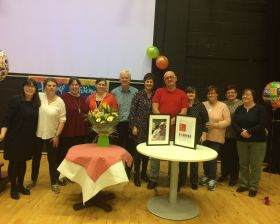Chime Long-Term Volunteer, Noel Retires