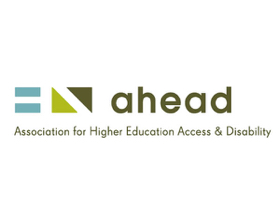 Association for Higher Education Access & Disability (AHEAD)